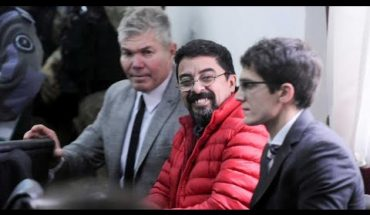 Fernando Esteche recibió la vacuna contra el coronavirus como docente universitario