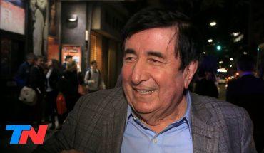 """Jaime Durán Barba: """"Alberto Fernández es el que la ayuda a la vicepresidenta"""""""