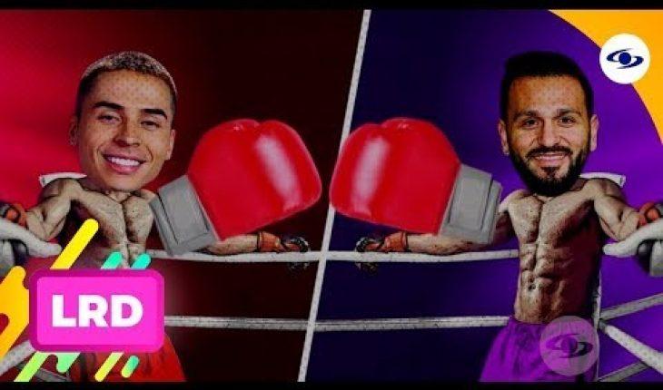 La Red: Reykon revela la verdadera razón de su pelea con el boxeador Joe Fournier - Caracol Tv