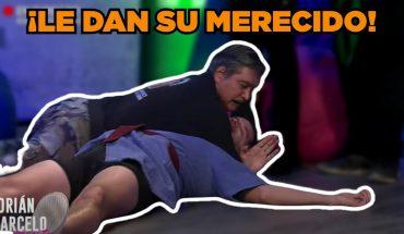 Le dan su merecido a Adrián | Adrián Marcelo Presenta