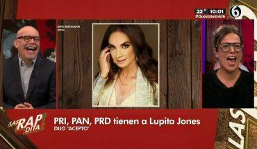 Lupita Jones le entra a la política | Las Rapiditas