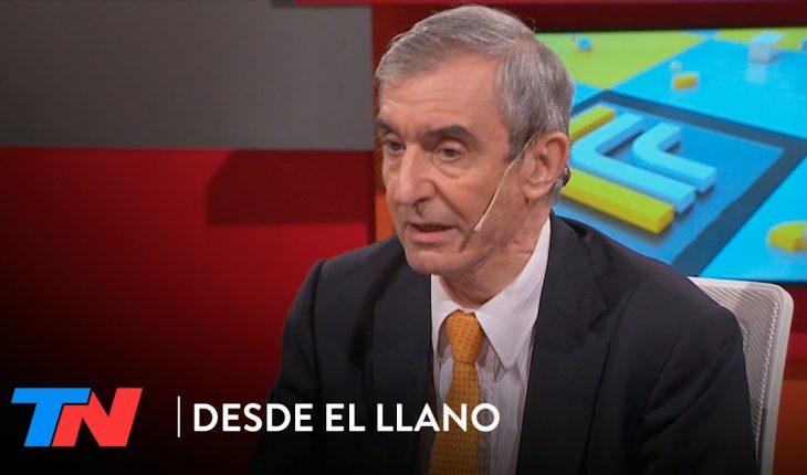 """Nelson Castro: """"Cristina tiene una personalidad patológica"""""""