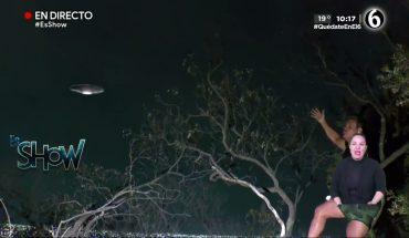 OVNI se hace presente en transmisión de Konan | Es Show