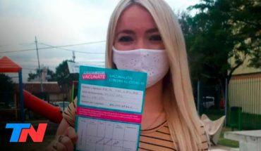 PURITA AVIVADA | Tiene 18 años, es militante y ya accedió a la vacuna contra el coronavirus