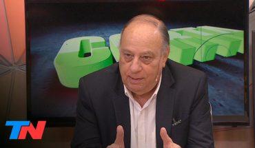 """Roberto Cachanosky: """"No hay plata para vacunas y quieren dar una dosis"""""""