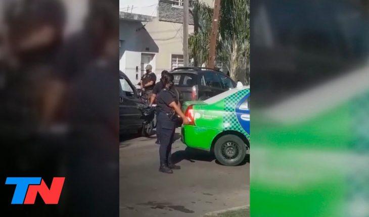 Un ciclista mató al ladrón que le quiso robar a su amigo y quedó en libertad