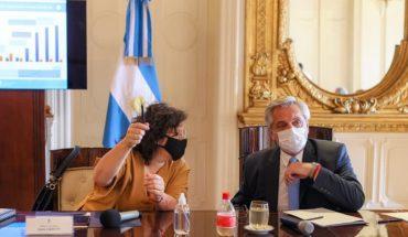 Vizzotti reconoció el temor por el aumento de los casos de COVID en la región