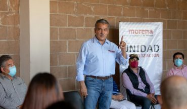 4Q Defense Committees multiply in Michoacán: Raul Morón