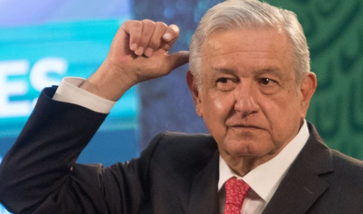 AMLO accuses acts of provocation underway of 8M