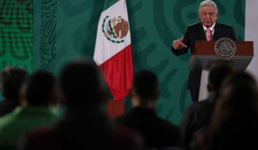 AMLO accuses that Article 19 belongs to the conservative movement