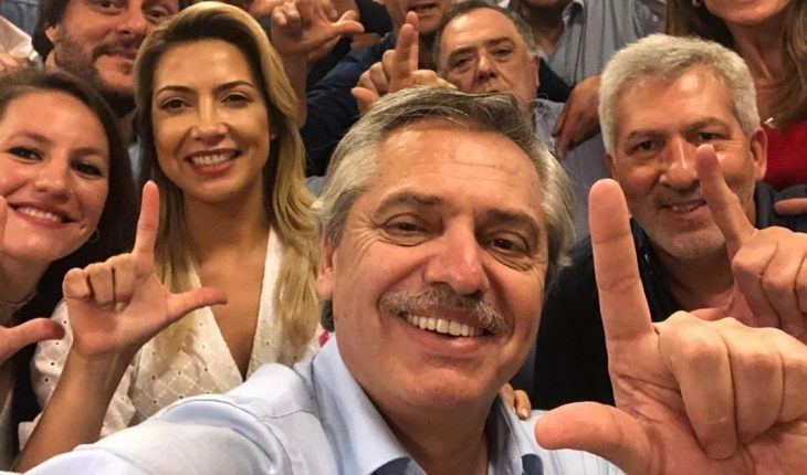 """Alberto Fernández a Lula: """"Your thanks please me and comfort me"""""""