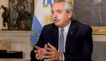 """Alberto Fernandez, about Macri: """"I don't like to talk about him very much"""""""