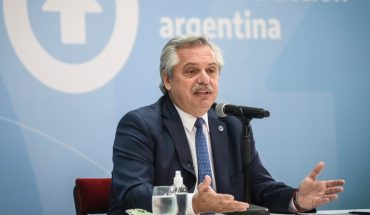 Alberto Fernández assumes the presidency of the Council of the Justice Party