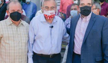 Alejandro Higuera joins Rocha Moya campaign in Sinaloa