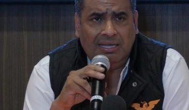 Alfredo El Caballo Lozoya denounces military intimidation