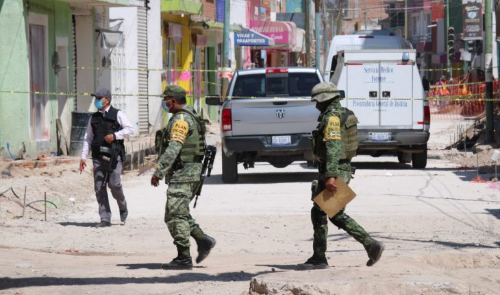 Armed attack in Comonfort Guanajuato leaves five dead and three wounded