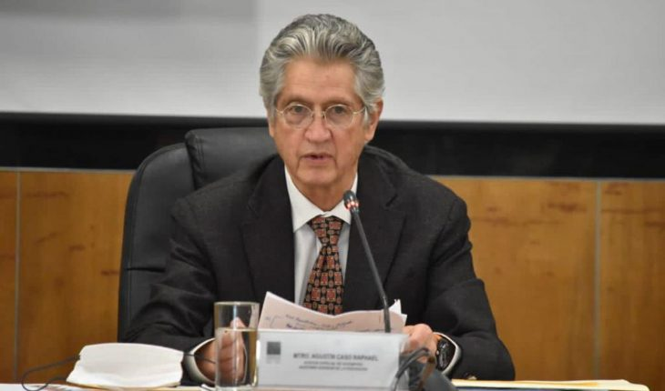 Auditor defends calculation on NAIM; the difference is methodology, he says