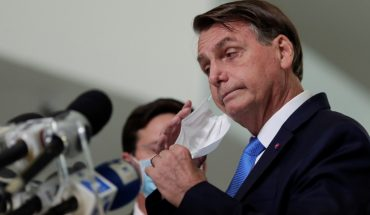 """Bolsonaro: """"People have to go back to work"""""""