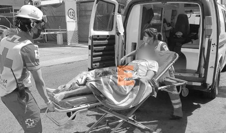 Muchacho queda herido tras agresión a balazos en el Centro de Zamora