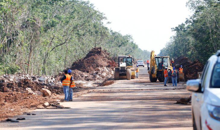 Campeche neighborhoods achieve provisional suspension against Tren Maya