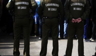 Carabineros confirms that he will keep more than a thousand officials every Friday in Baquedano Square