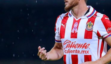 Chivas would have Hiram Mier by the date 13