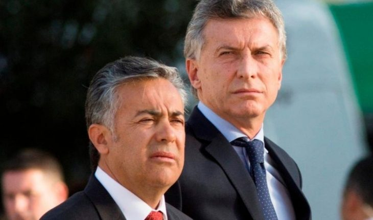"""Cornejo on Macri: """"If there is second time it must be with other players"""""""