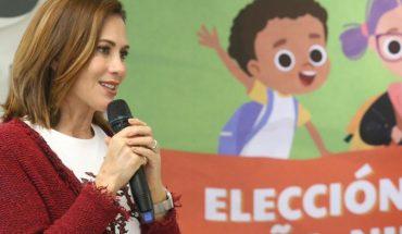 DIF Sinaloa chooses new Children's Rights Diffuser