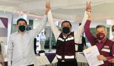 Despite nonconformities, Morena ratifies Felix Salgado's candidacy