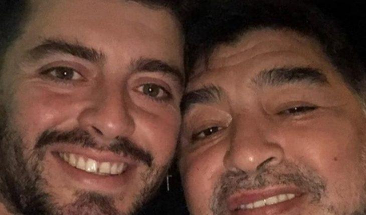 Diego Maradona Jr. will receive Argentine citizenship on Thursday