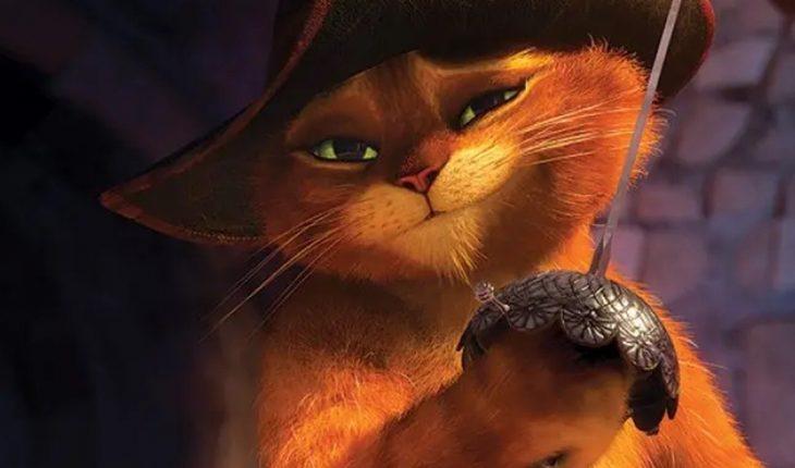 """""""El Gato con Botas 2"""": premiere date, title and return of Antonio Banderas"""