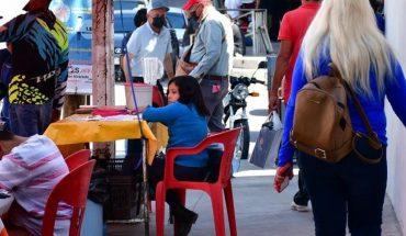 Employment in Salvador Alvarado gradually regains ground