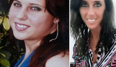 """Estefania Pasquini showed the before and after in her life: """"One, tired of taunts; another, rotten from my diet"""""""
