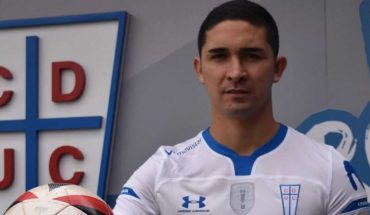 """Felipe Gutierrez and his return to the """"UC"""": """"It is a dream to return home"""""""
