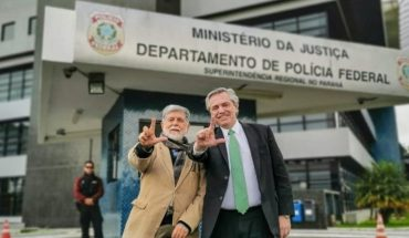 """Fernandez celebrated the annulment of Lula's convictions: """"Justice was done!"""""""
