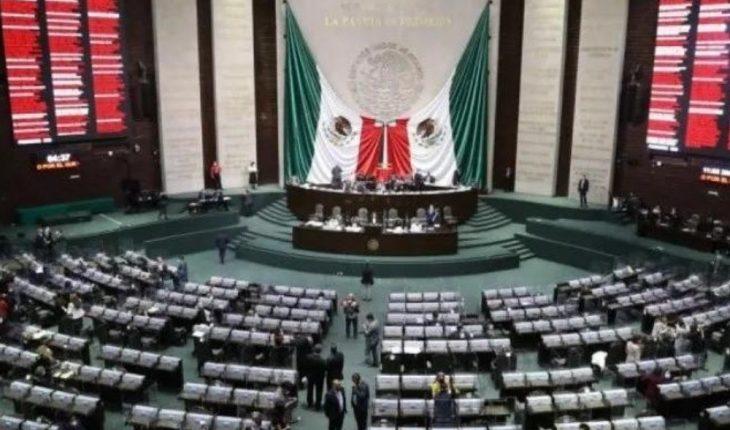 For INE overrepresentation multinominal Chamber Deputies