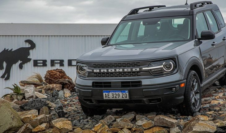 Ford Bronco: historic SUV is already in Argentina