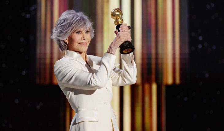 Golden Globes: Jane Fonda called for greater diversity in Hollywood