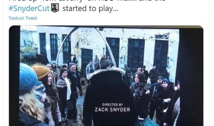 HBO Max mistakenly leaks Snyder Cut scene
