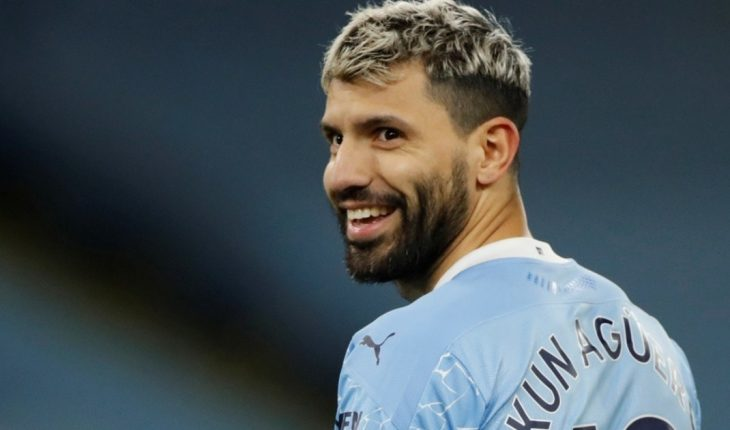 In England they link Aguero to Barcelona, if Laporta wins the election