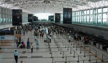 In order to ensure protocols, international flights will be rescheduled