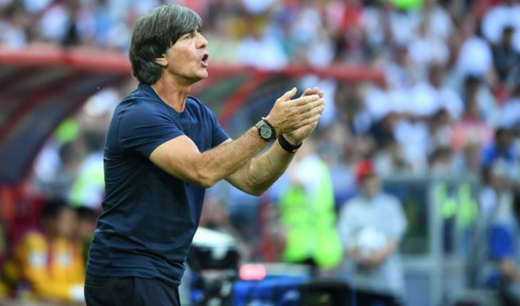 Joachim Low to leave German national team after Euro
