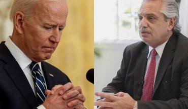 Joe Biden invited Alberto Fernandez to the Leaders' Summit on Climate Change