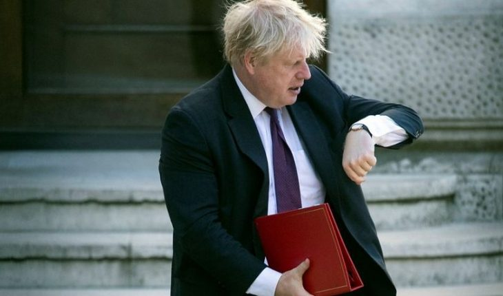 """Johnson celebrates reopening schools as a first step towards """"normality"""""""
