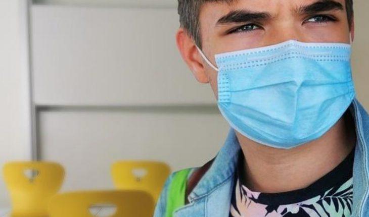 Juan Alfonso Mejía sees closer the return to school in Sinaloa
