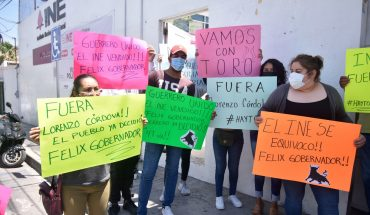 March in Guerrero to support Salgado after INE decision