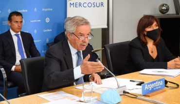 Mercosur Summit: Solá met with his Paraguayan pair to finalize details