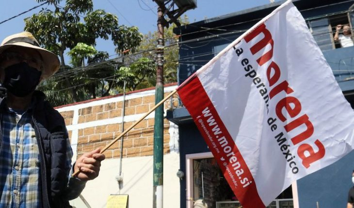 Morena challenges INE criteria against over-representation