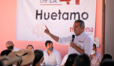 Morena guarantees triumph in 25 municipalities: Raúl Morón