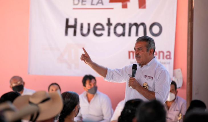 Morena guarantees triumph in 25 municipalities: Raúl Morón